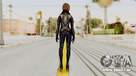 Ana from Metro Conflict für GTA San Andreas dritten Screenshot