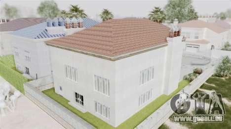 CJ Realistic House and Objects pour GTA San Andreas troisième écran