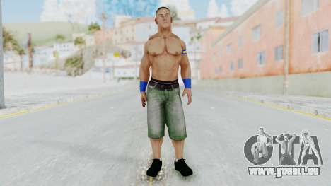 John Cena pour GTA San Andreas deuxième écran