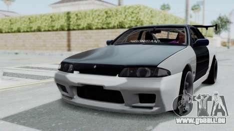 Nissan Skyline R32 Drift (H.A.R) pour GTA San Andreas
