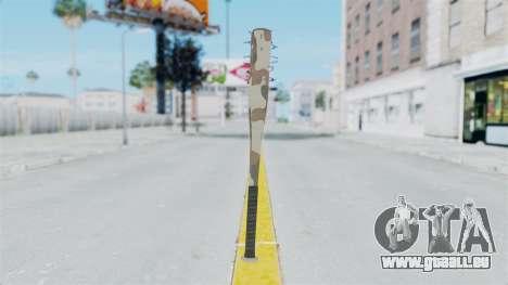 Nail Baseball Bat v6 pour GTA San Andreas deuxième écran