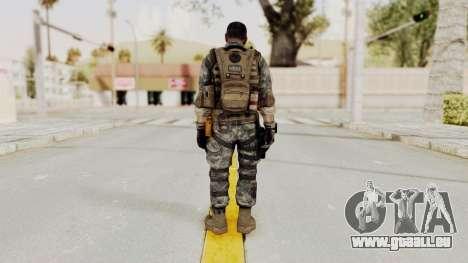 Battery Online Soldier 1 v3 pour GTA San Andreas troisième écran