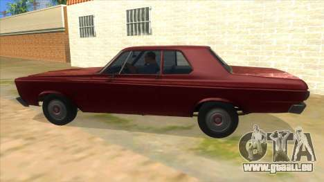 1965 Plymouth Belvedere 2-door Sedan für GTA San Andreas linke Ansicht