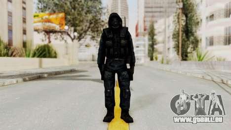 Hodeed SAS 12 für GTA San Andreas zweiten Screenshot