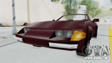 GTA VC Stinger pour GTA San Andreas