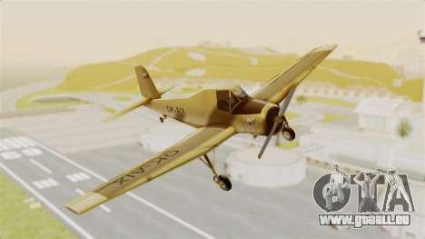 Z-37 Cmelak für GTA San Andreas