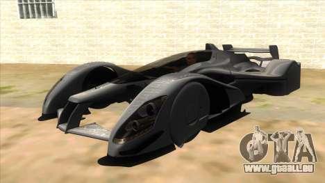RedBull X2010 für GTA San Andreas