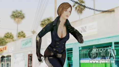 Ana from Metro Conflict pour GTA San Andreas