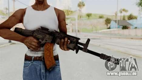 Black Ops 3 - KN-44 pour GTA San Andreas troisième écran
