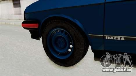 Dacia 1310 MLS Modell 1985 für GTA San Andreas zurück linke Ansicht