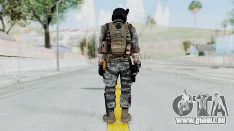 Battery Online Soldier 7 für GTA San Andreas dritten Screenshot