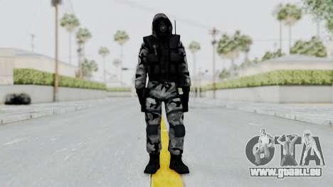 Hodeed SAS 7 pour GTA San Andreas deuxième écran