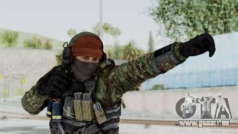 CoD AW KVA Assault pour GTA San Andreas