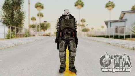 F.E.A.R. 2 - Replica Heavy Soldier pour GTA San Andreas deuxième écran