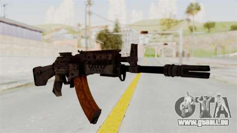 Black Ops 3 - KN-44 für GTA San Andreas