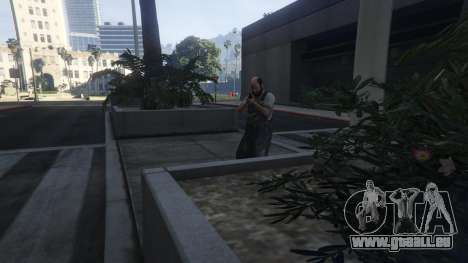 GTA 5 More crime mod 1.1a vierten Screenshot