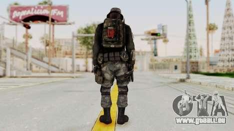 Battery Online Soldier 3 v3 für GTA San Andreas dritten Screenshot