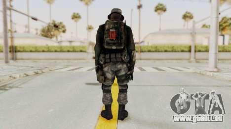 Battery Online Soldier 3 v1 für GTA San Andreas dritten Screenshot
