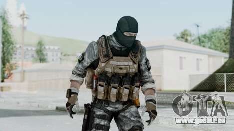 Battery Online Soldier 5 v3 für GTA San Andreas