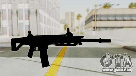 ACW-R pour GTA San Andreas deuxième écran