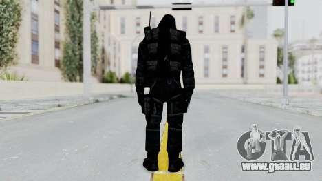 Hodeed SAS 1 pour GTA San Andreas troisième écran