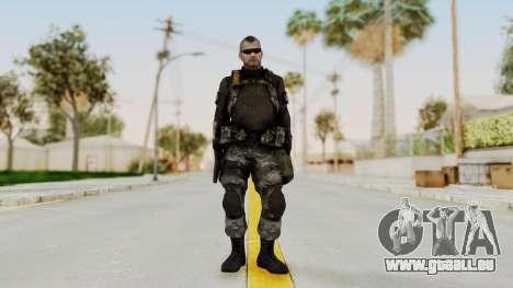 Battery Online Soldier 3 v2 für GTA San Andreas zweiten Screenshot
