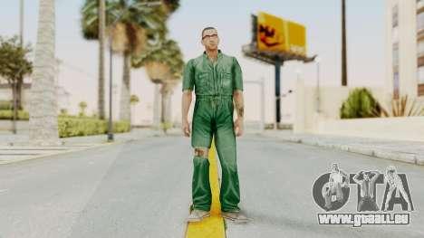Manhunt 2 - Danny Prison Outfit für GTA San Andreas zweiten Screenshot