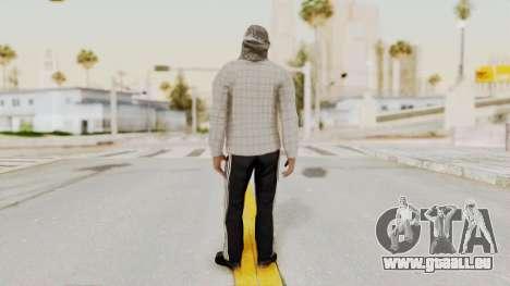 Middle East Insurgent v3 pour GTA San Andreas troisième écran