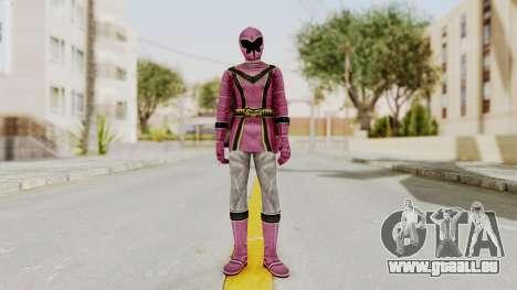 Power Rangers Mystic Force - Pink pour GTA San Andreas deuxième écran