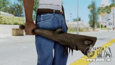 Skyrim Iron Club pour GTA San Andreas troisième écran