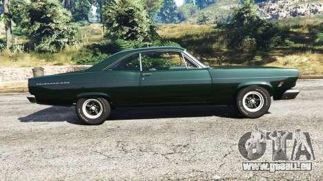 Ford Fairlane 500 1966 für GTA 5