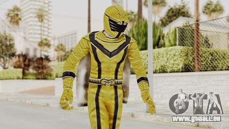 Power Rangers Mystic Force - Yellow für GTA San Andreas