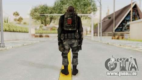 Battery Online Soldier 3 v2 für GTA San Andreas dritten Screenshot