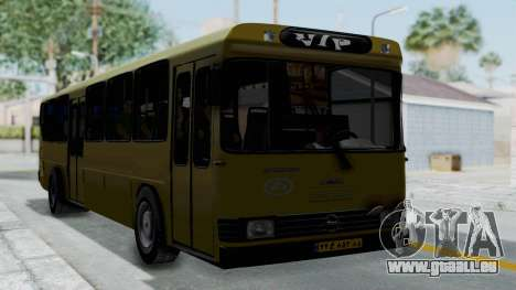 Mercedes-Benz Old Iranian Bus pour GTA San Andreas
