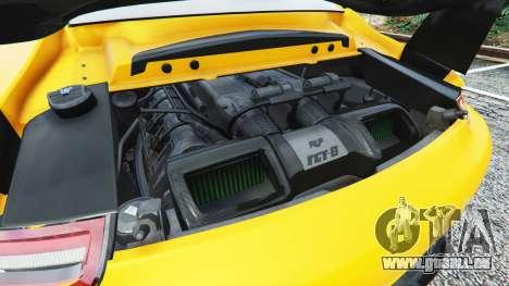 GTA 5 Ruf RGT-8 Lenkrad