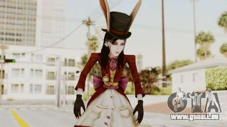 Alice LBL Madness Returns pour GTA San Andreas