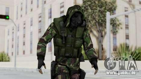 Hodeed SAS 4 pour GTA San Andreas