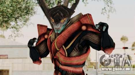 Mass Effect 3 Javik für GTA San Andreas
