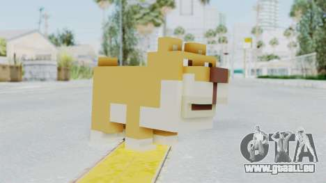 Crossy Road - Doge für GTA San Andreas zweiten Screenshot
