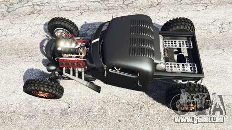 Dumont Type 47 Rat Rod pour GTA 5