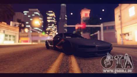 Infernus Shark Edition by ZveR v1 für GTA San Andreas
