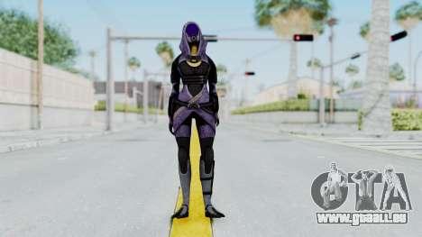 Mass Effect 3 Tali Zorah Vas Normandy für GTA San Andreas zweiten Screenshot