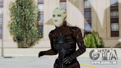 Mass Effect 1 Asari Clone Commando für GTA San Andreas
