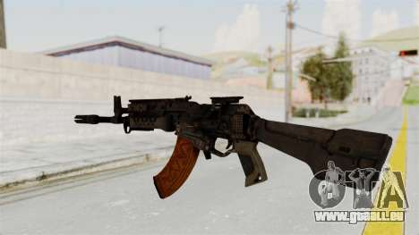 Black Ops 3 - KN-44 pour GTA San Andreas deuxième écran