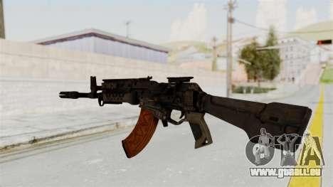 Black Ops 3 - KN-44 für GTA San Andreas zweiten Screenshot