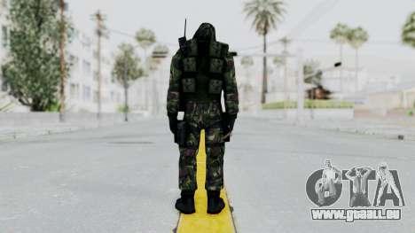 Hodeed SAS 4 für GTA San Andreas dritten Screenshot