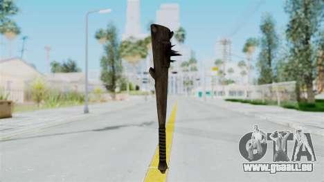 Skyrim Iron Club für GTA San Andreas zweiten Screenshot