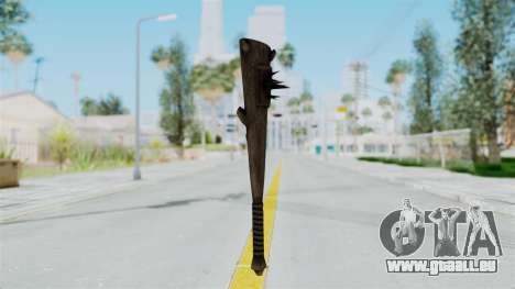 Skyrim Iron Club pour GTA San Andreas deuxième écran