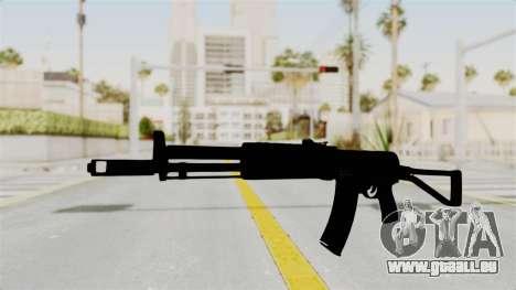 AEK-971 für GTA San Andreas zweiten Screenshot