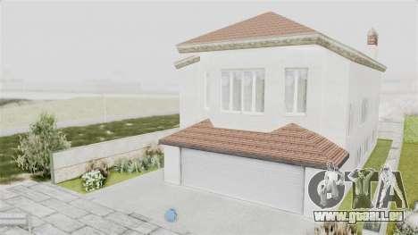 CJ Realistic House and Objects pour GTA San Andreas deuxième écran